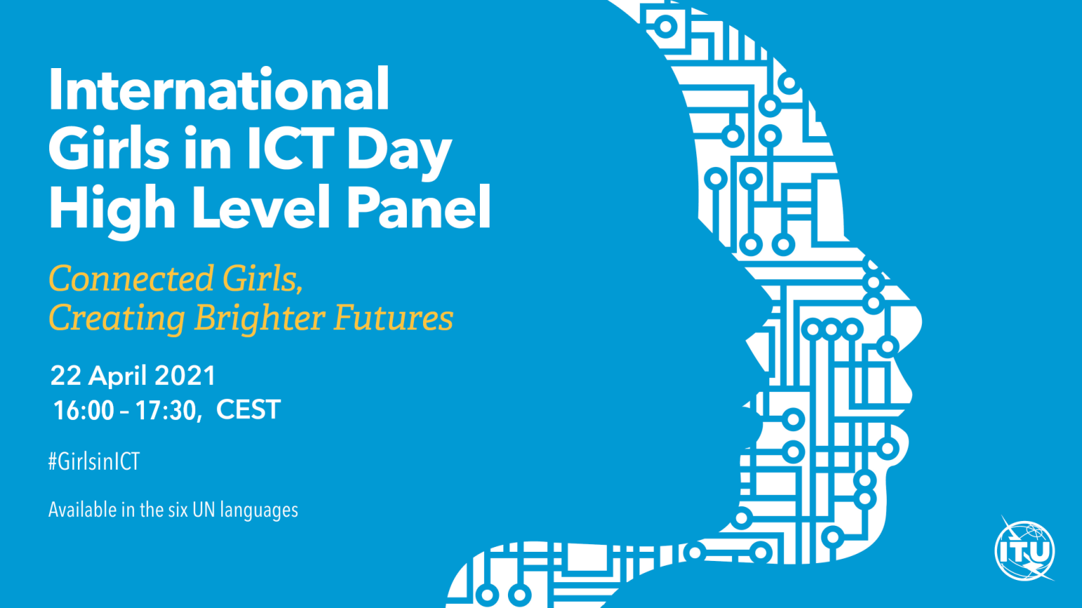High level panel Girls in ICT day